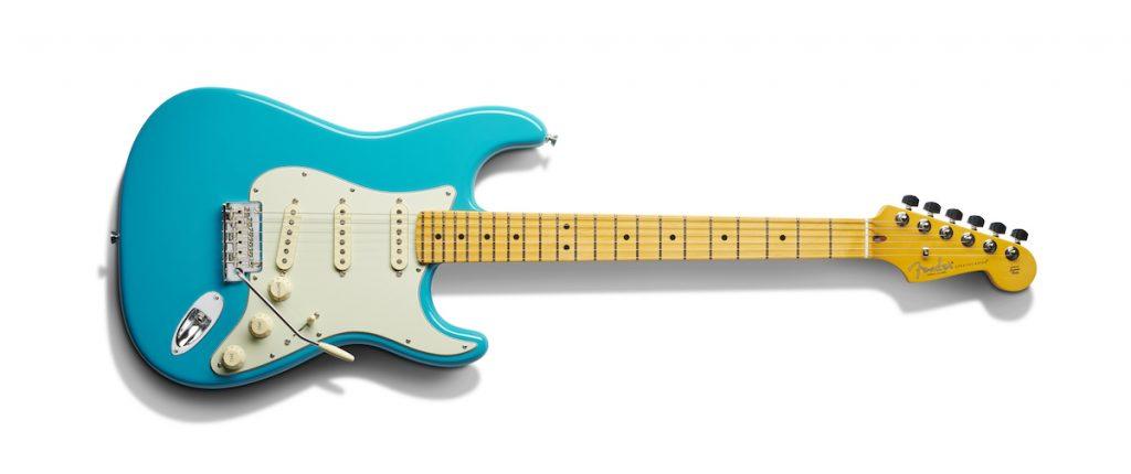 Fender American Professional II Stratocaster chitarra elettrica strumenti musicali