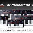 M-Audio Oxygen Pro tastiera keyboard controller MIDI hardware soundwave strumenti musicali