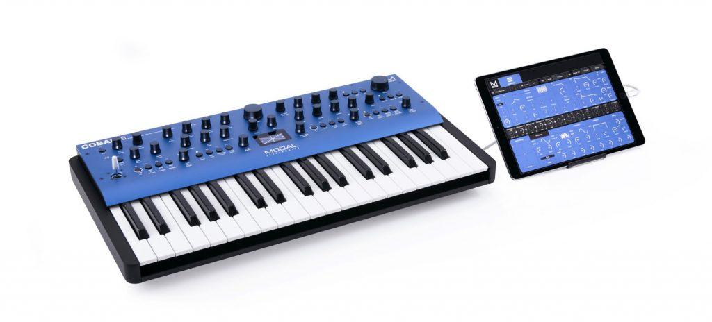 MODAL COBOLT8 synth sintetizzatore hardware music producer midiware strumenti musicali