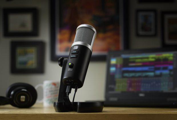 PreSonus Revelator microfono USB recording rec midi music strumenti musicali