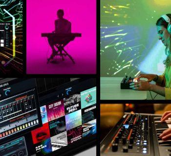 Roland ZEN-Core promo synth virtual instrument hardware strumenti musicali