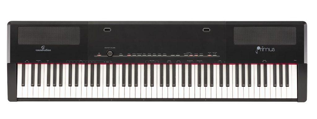 Soundsation Primus piano digitale home pro studio music producer frenexport strumenti musicali