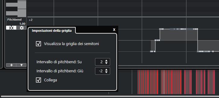 Steinberg Cubase 11 daw software rec mix mastering edit test pierluigi bontempi pro audio studio strumenti musicali pitchbend editor
