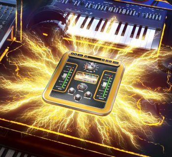 United Plugins FireCharger plug-in audio software mix strumenti musicali