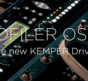 kemper profiler os8 strumenti musicali