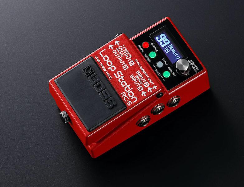 boss rc-5 strumenti musicali