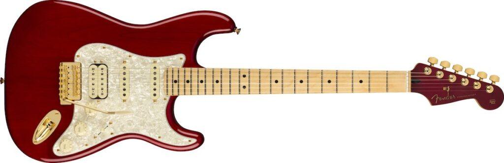 Fender Tash Sultana Stratocaster chitarra guitar signature strumenti musicali