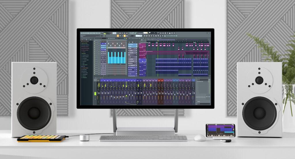 Image Line FL Studio 20.8 fruity loops producer music daw software strumenti musicali midi music mac windows prezzo