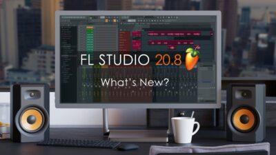 Image Line FL Studio 20.8 fruity loops producer music daw software strumenti musicali midi music