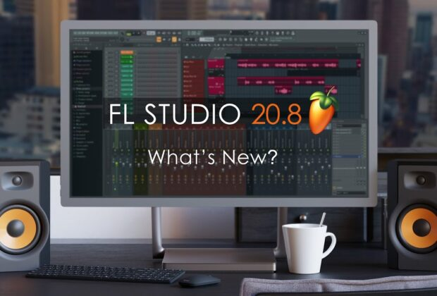 Image Line FL Studio 20.8 fruity loops producer music daw software strumenti musicali midi music