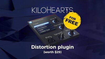 Loopcloud Free Kilohearts Plugin software plug-in audio free gratis strumenti musicali
