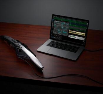 Roland Aerophone Pro wind controller synth zen-core hardware sintetizzatore strumenti musicali software prezzo