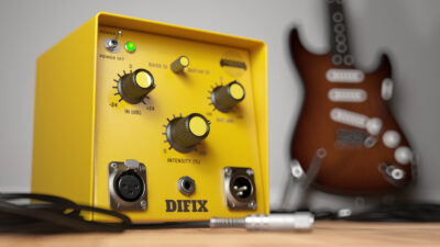United Plugins Difix strumenti musicali