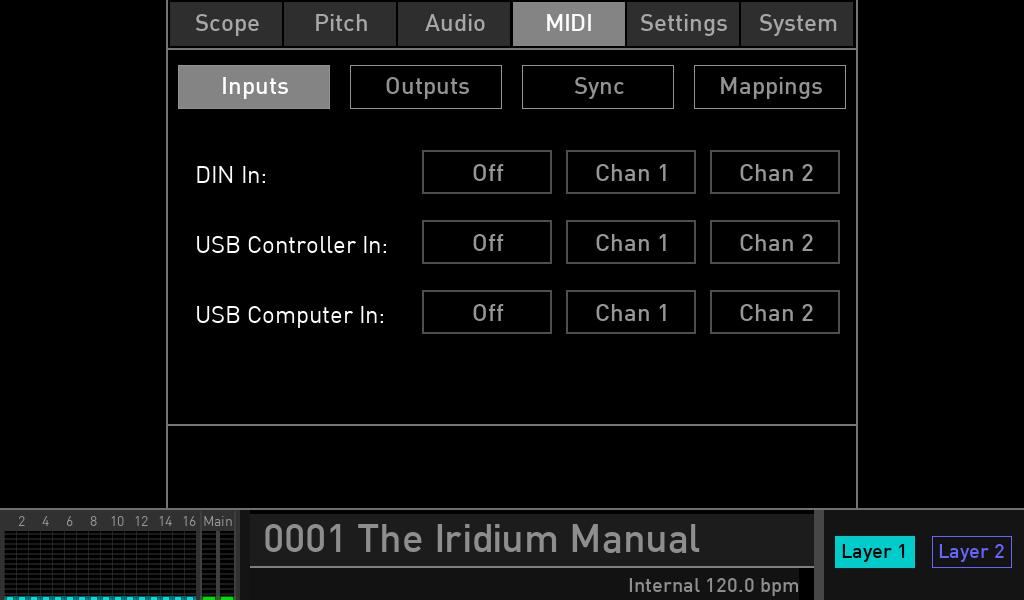 Waldorf Iridium synth test luca pilla sintetizzatore hardware digital soundwave global midi