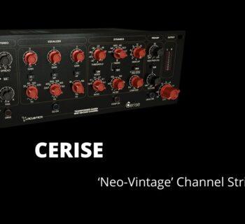 Acustica Audio Cerise plug-in audio software gratis free channel strip freeware strumenti musicali mix