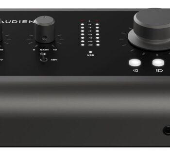 Audient iD14 mk2 interfaccia audio home recording studio leading tech strumenti musicali prezzo