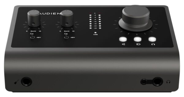 Audient iD14 mk2 interfaccia audio home recording studio leading tech strumenti musicali prezzo