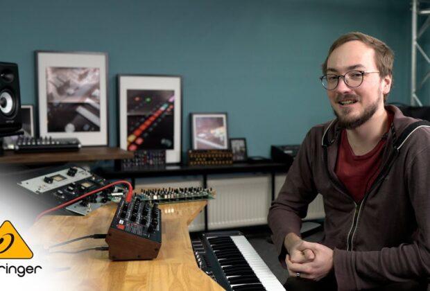 Behringer Pro-800 sequential circuits prophet-600 sintetizzatore synth hardware digital strumenti musicali