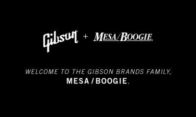 Gibson MesaBoogie strumenti musicali