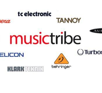 Lucky Music tc electronic midas bugera tannoy auratone turbosound klarkteknik tc helicon musictribe attualità partnership collaborazione uli behringer audiofader