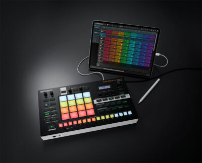 Roland Verselab MV-1 hardware music producer strumenti musicali