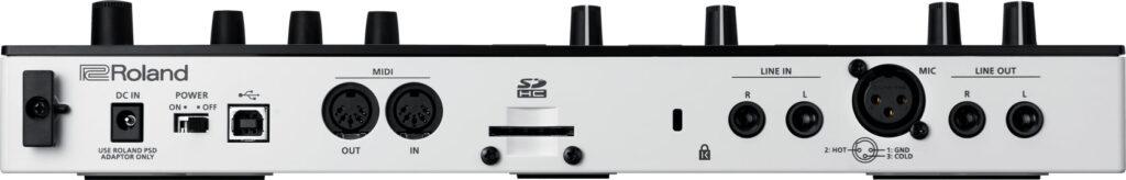 Roland Verselab MV-1 hardware music producer strumenti musicali midi usb
