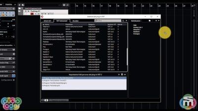 Steinberg Cubase 10.5 tutorial virtual instrument plugin pierluigi bontempi strumenti musicali youtube video daw software