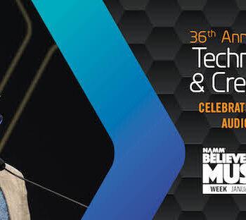 TEC Award 2021 strumenti musicali midiware attualità news