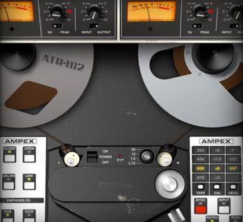 Tutorial LUNA Ampex ATR102 rec mix software daw midiware strumenti musicali andrea scansani video tutorial