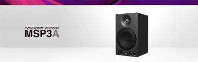 Yamaha MSP3A msp3 hardware studio monitor recording mixing home strumenti musicali