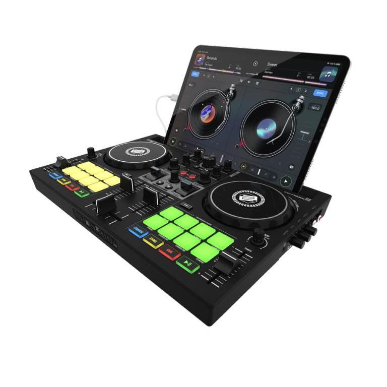 reloop Buddy hardware controller dj audio pro strumenti musicali soundwave