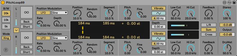 ableton live 11 pitchloop89 plug-in software dj producer novità news strumenti musicali