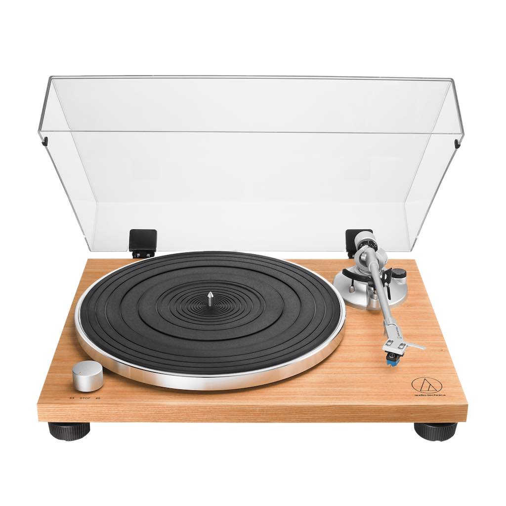Audio-Technica AT-LPW30TK giradischi turntable Sisme consumer hardware audio strumenti musicali