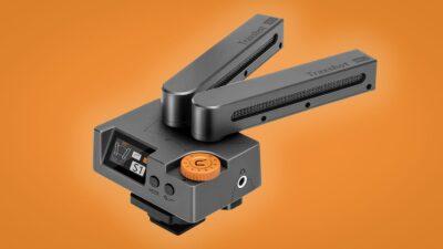 Comica Audio Traxshot mic stereo microphone camera recording filmaker strumenti musicali