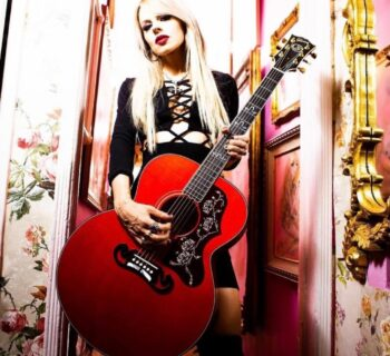Gibson Orianthi SJ-200 chitarra acustica acoustic guitar lr baggs artist signature strumenti musicali