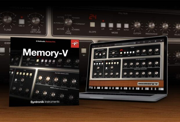 Ik Multimedia Syntronik Memory-V freeware gratis free virtual instrument mogar strumenti musicali