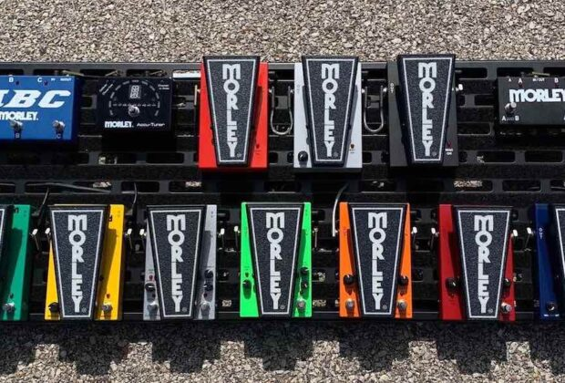 Morley pedals midiware guitar chitarra fx pedali stompbox strmuenti musicali