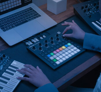 Novation Circuit Tracks controller hardware midi midiware music producer strumenti musicali