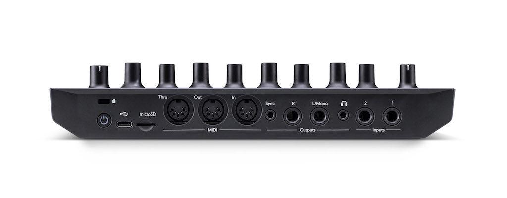 Novation Circuit Tracks controller hardware midi midiware music producer strumenti musicali