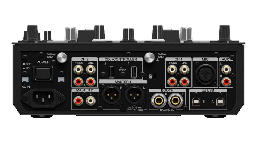 PIoneer DJM-S7 mixer dj hardware console frenexport strumenti musicali