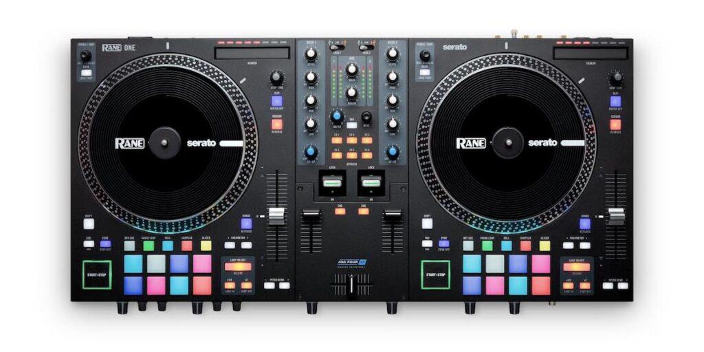 Rane One controller dj console djpoint strumenti musicali