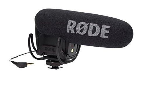 Rode VideoMic Pro strumenti musicali