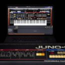RolandCloud JUNO-60 soft synth sintetizzatore virtual instrument producer strumenti musicali roland