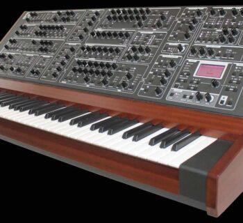 Schmidt Eightvoice Polyphoniv Synthesizer synth hardware sintetizzatore strumenti musicali