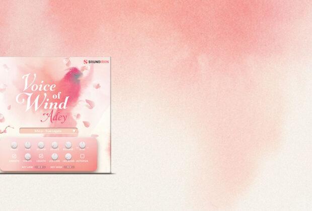 Steinberg Soundiron Voice of Wind Adey virtual instrument software strumenti musicali