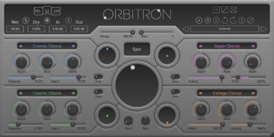 United Plugins JMC Orbitron software plug-in audio virtual mixing strumenti musicali