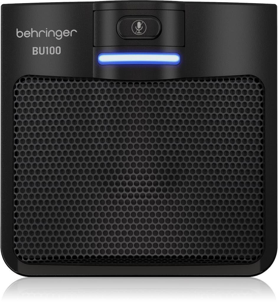 Behringer BU100 microfono boundary layer video social media strumenti musicali