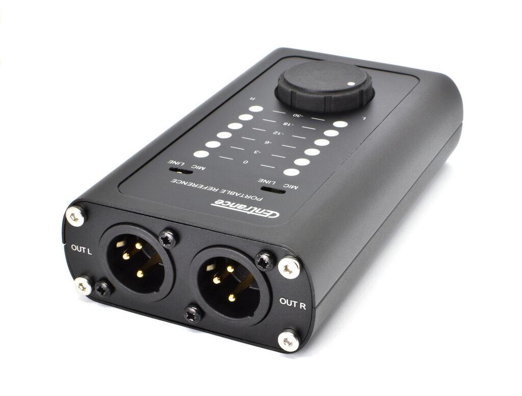 CEntrance DACport-Pro DAC audio pro studio strumenti musicali