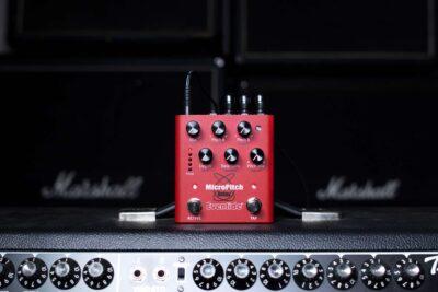 Eventide Micropitch Delay stompbox chitarra fx pedali mogar strumenti musicali