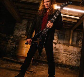 Gibson Dave Mustaine collection chitarra guitar elettrica kramer strumenti musicali